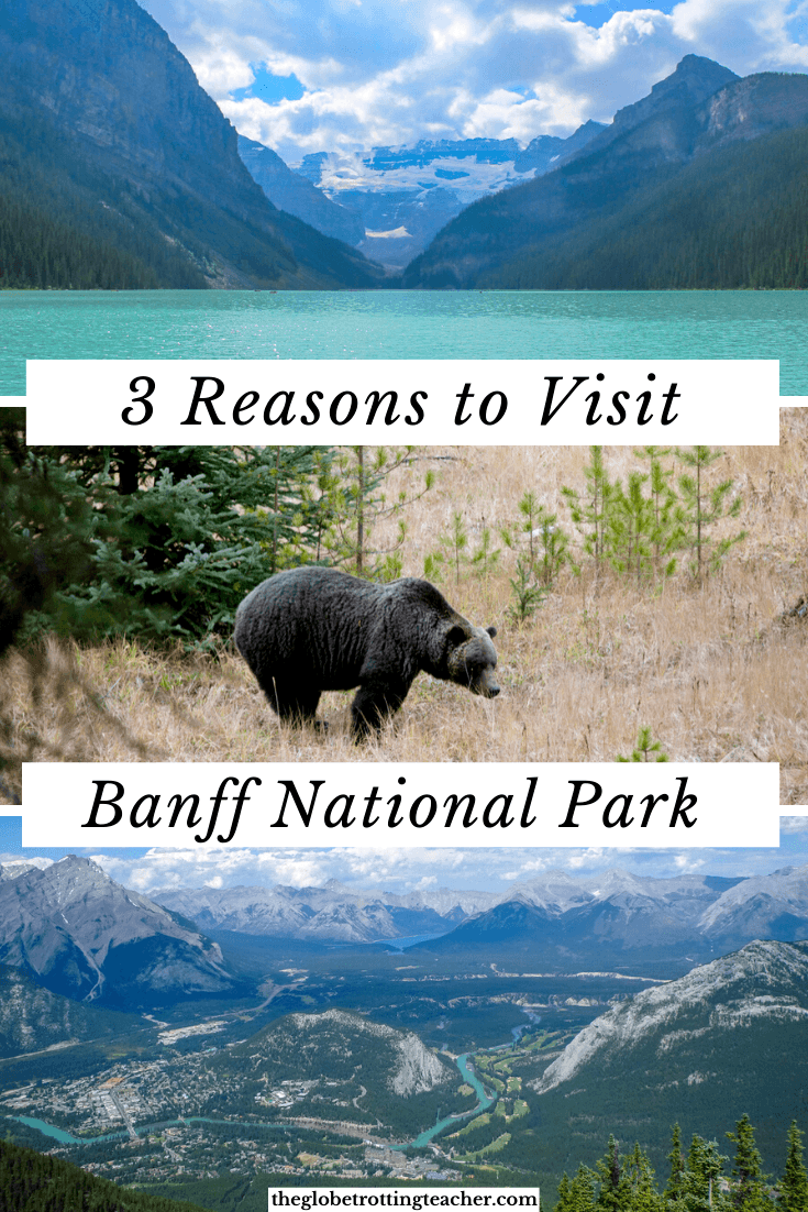 3 Reasons to Visit Banff National Park Immediately