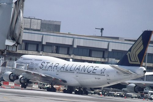 airline alliances photo