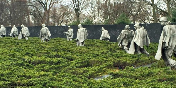 Korean War Memorial Washington D.C.