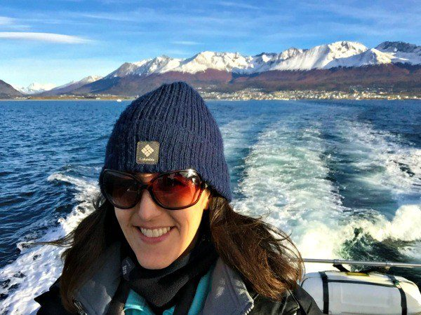 Cruising the Beagle Channel