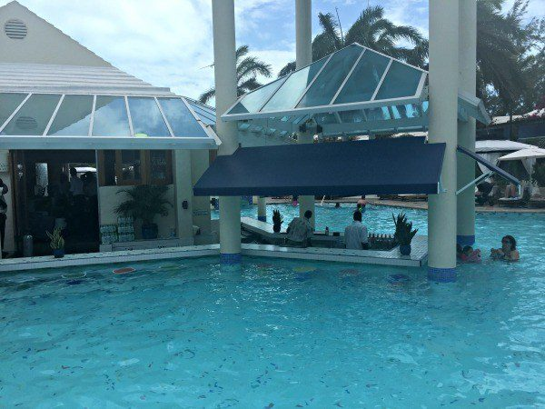 Swim up for a drink!