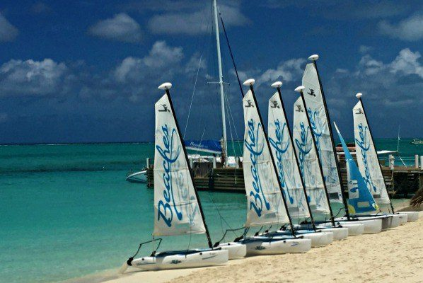 You can snorkel, parasail, charter a fishing boat, or go tubing.