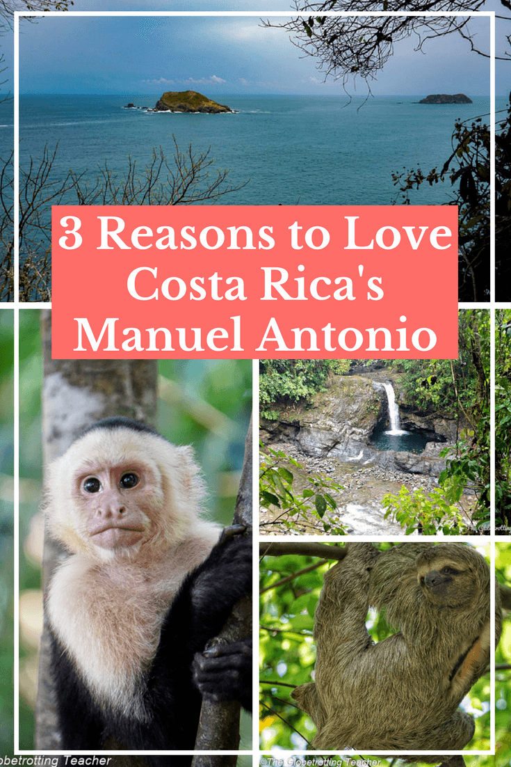 3 Reasons to Love Costa Rica's Manuel Antonio
