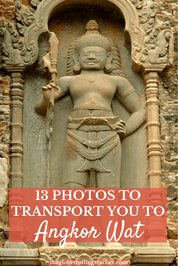 13 Photos to Transport You to Angkor Wat