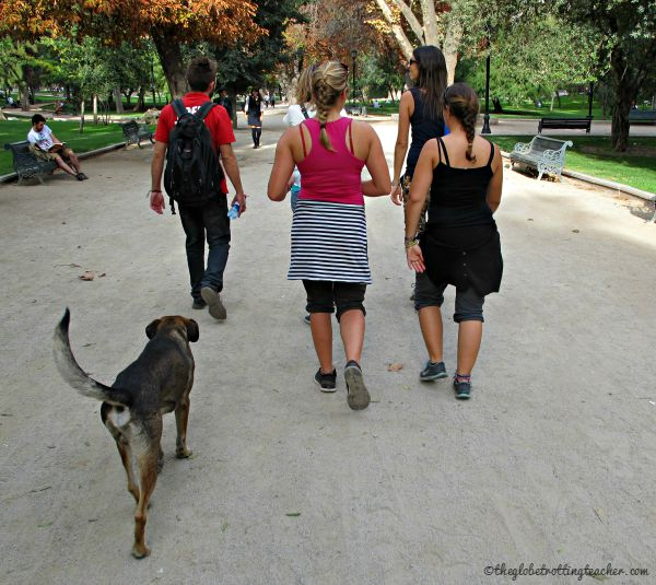 Santiago Free Walking Tour