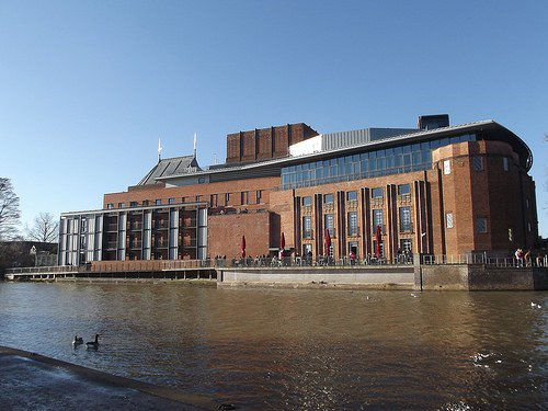 Royal Shakespeare Company stratford photo