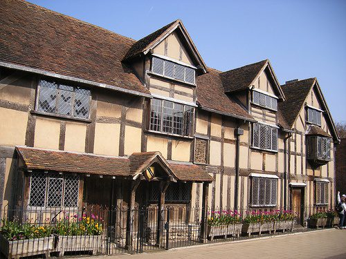 Shakespeare Birthplace photo