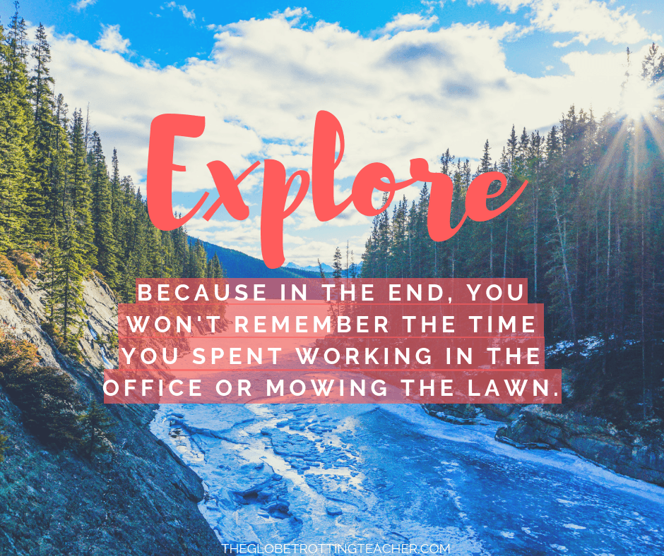 Life and travel quotes - Explore
