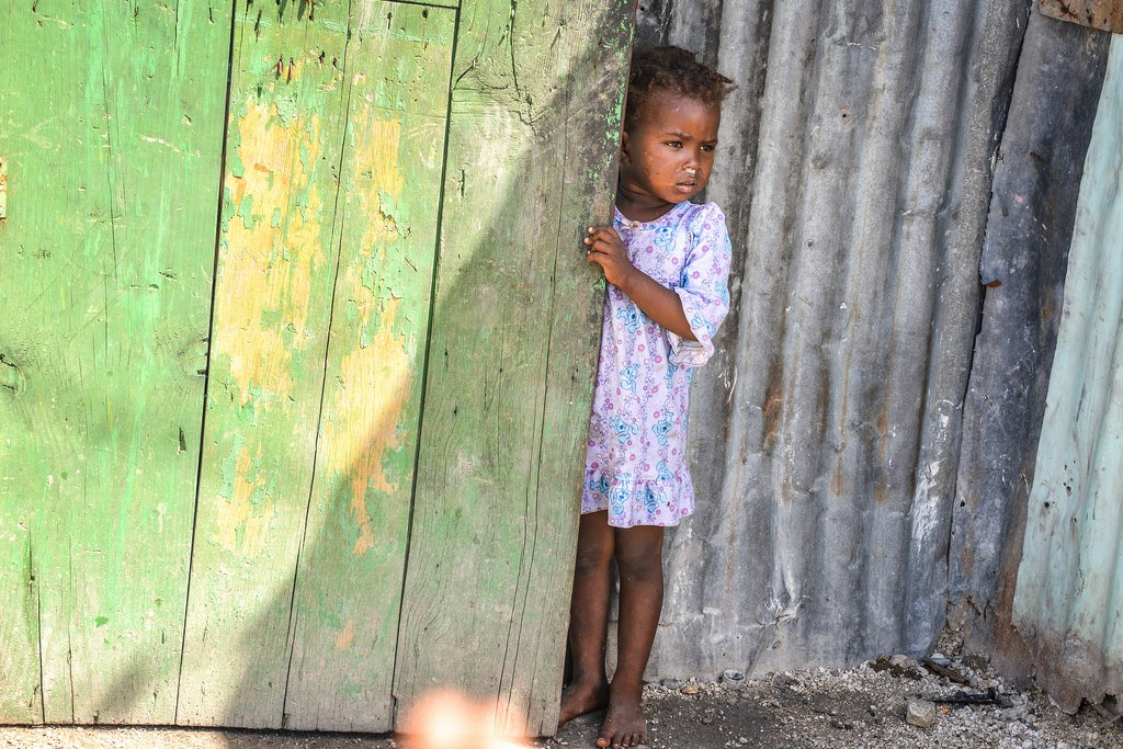 haiti poverty photo