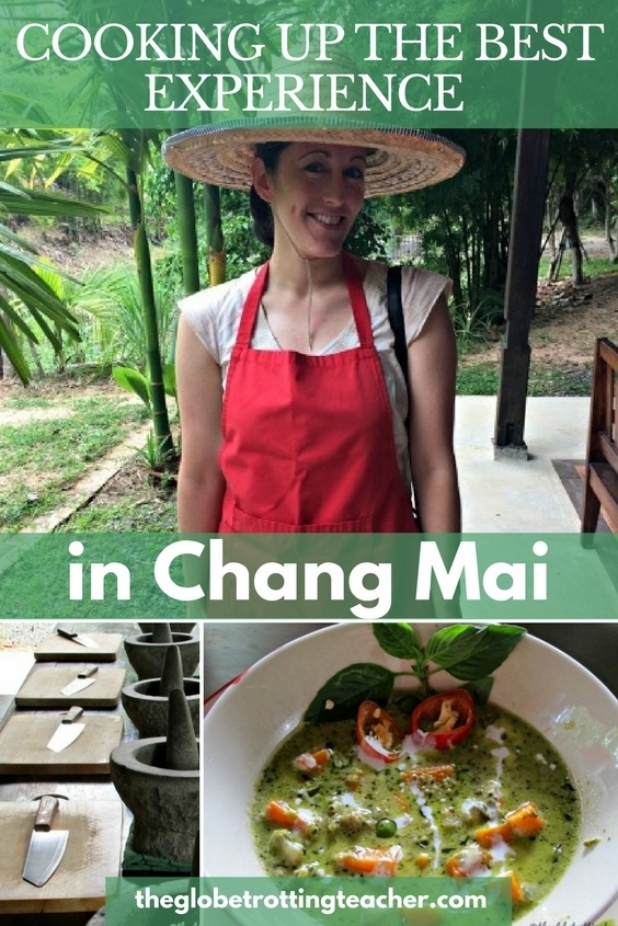 Cooking up the Best Experience in Chang Mai, Thailand