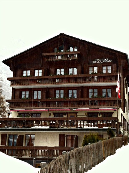 Zermatt Switzerland Bella Vista Hotel