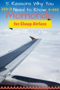 5 Reasons Why You Need to Know Momondo for Cheap Airfare