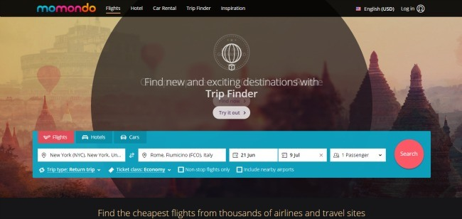 5 Reasons Why You Need to Know Momondo for Cheap Airfare - The