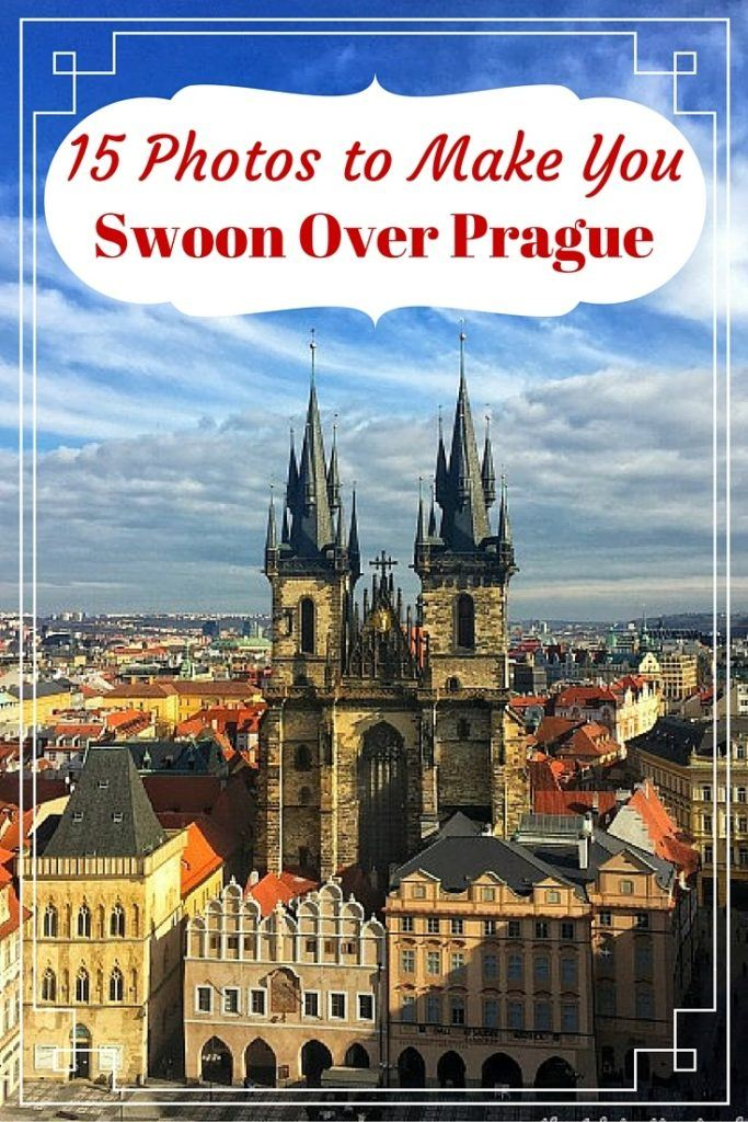 15 Photos to Make You Swoon Over Prague