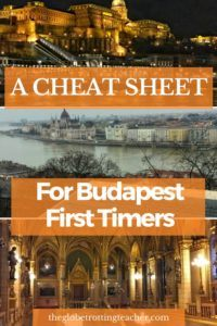 A Cheat Sheet For Budapest First Timers