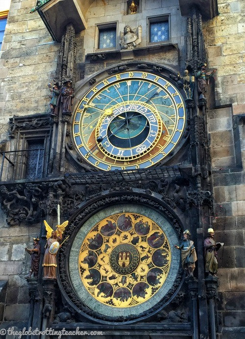 Prague Clock Tower