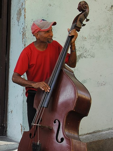 Can Americans travel to Cuba? cuban music photo