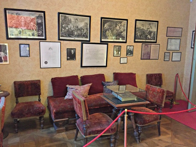 Discovering Freud A Visit To The Sigmund Freud Museum In