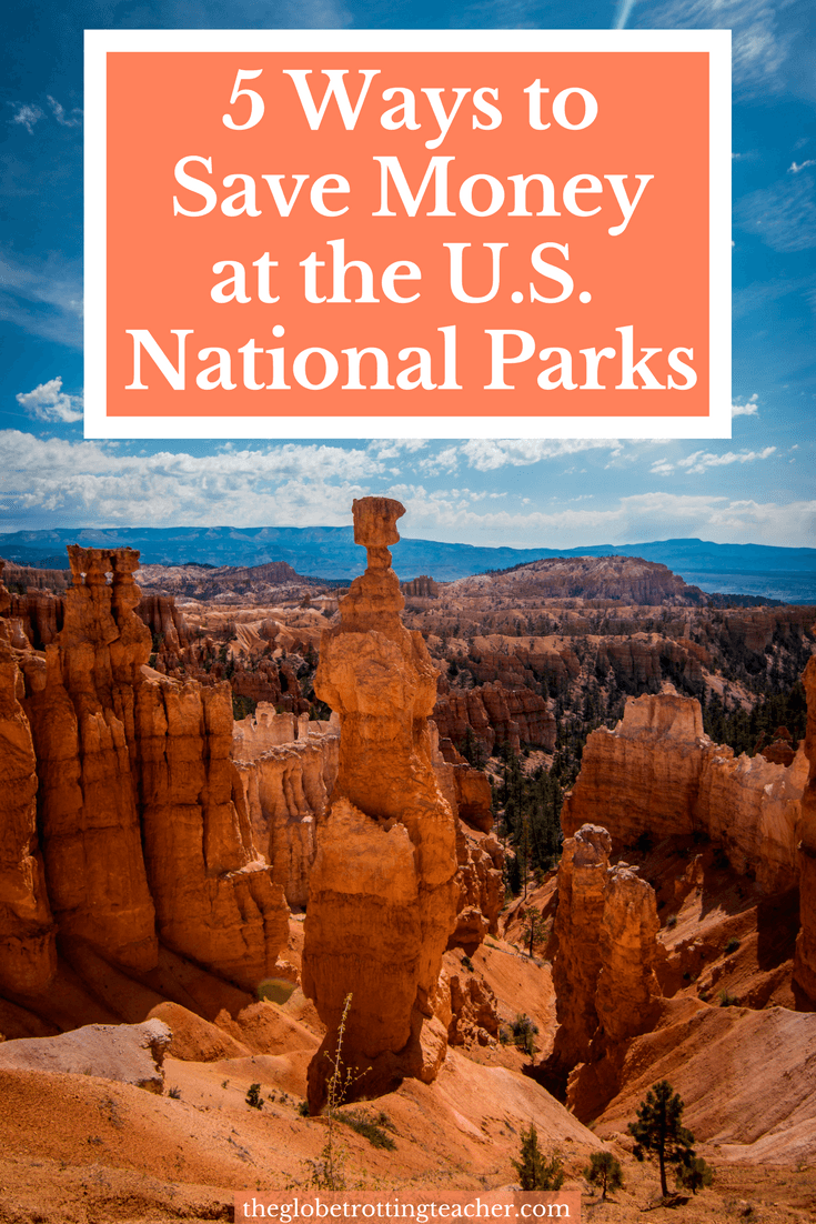 5 Ways to Save Money at the U.S. National Parks