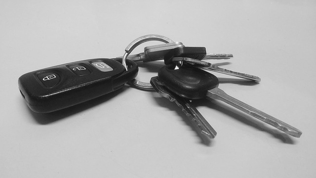 car key photo