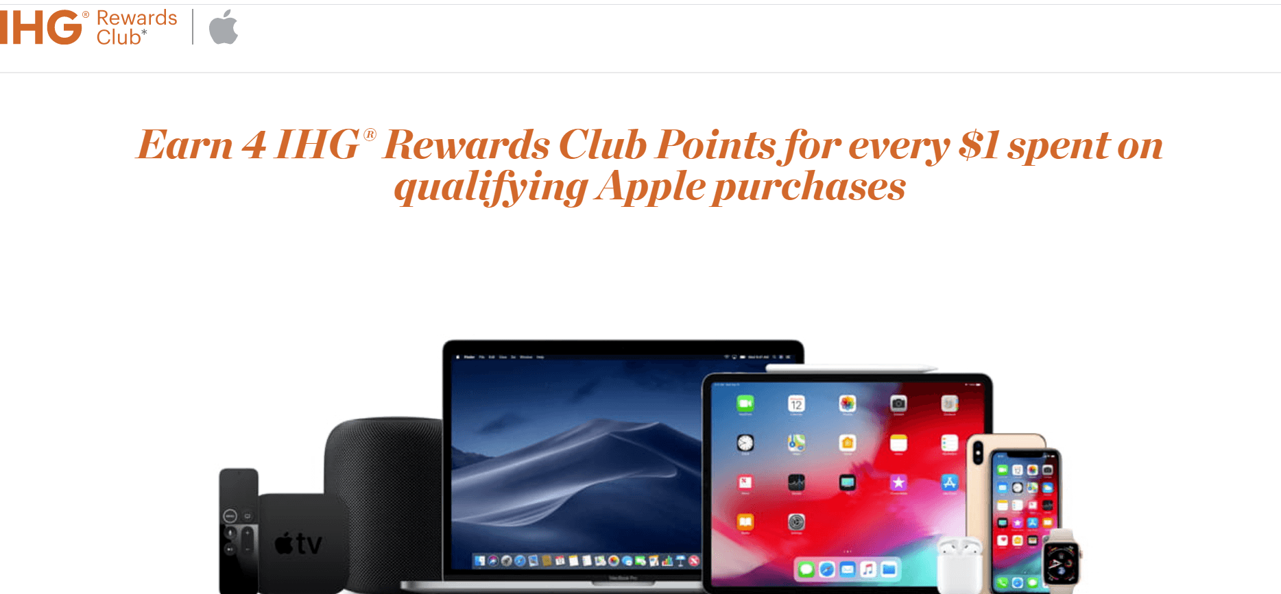 IHG APPLE Earning