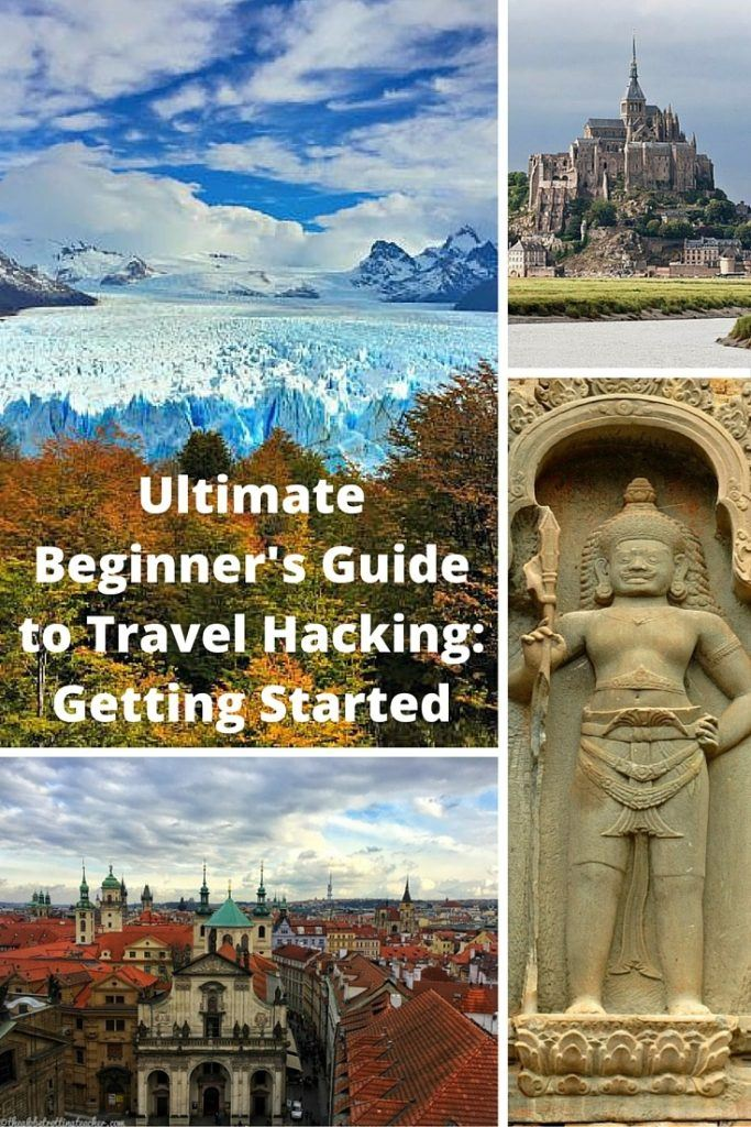 Ultimate Beginner's Guide to Travel Hacking- Getting Started