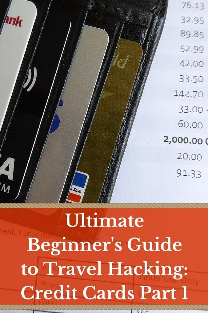 683 Credit Score >> The Ultimate Guide to Travel Hacking: Credit Cards Part 1 - The Globetrotting Teacher