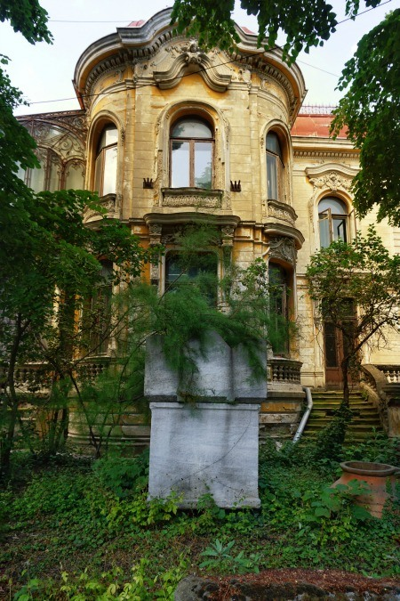 Bucharest Mansion