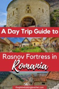 A Day Trip to Rasnov Fortress in Romania