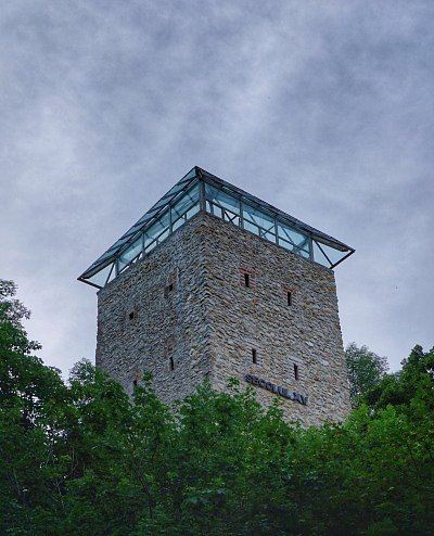 Brasov Black Tower