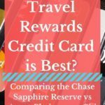 Comparing the Chase Sapphire Reserve vs Amex Platinum vs Citi Prestige