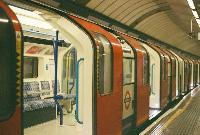 London Tube Stock
