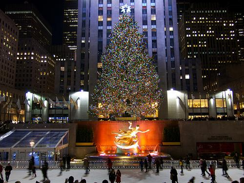 new york christmas photo - New York Christmas Decorations