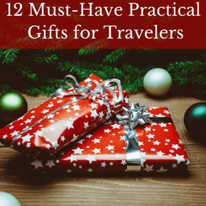 12 Useful Travel Gifts Every Traveler Needs - The Globetrotting Teacher