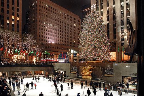 new york city ice skate photo