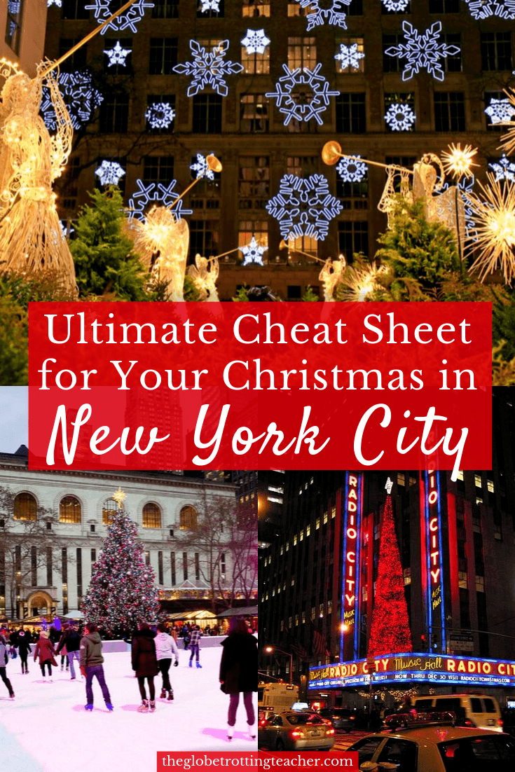 Christmas Ny 2019.What You Need To Know For A Successful Christmas In New York