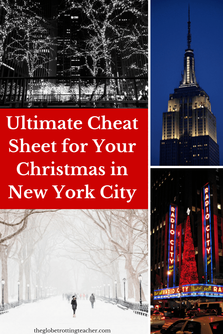 What You Need to Know for a Successful Christmas in New York City ...