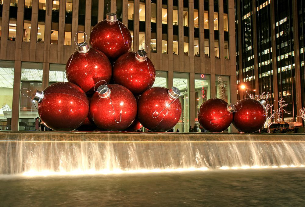 New York City Christmas Decorations