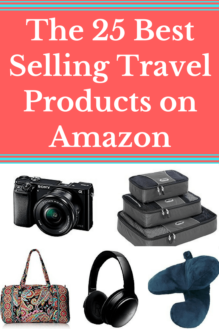 Best 25 Professional Makeup Ideas On Pinterest: 25 Best Selling Travel Products On Amazon