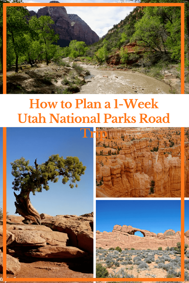 Utah National Parks Road Trip- Want to know how to plan a 1 Week Utah National Parks trip Itinerary? This guide is filled with tips and resources with everything you need for a successful Utah trip! #travel #utah #usatravel #nationalparks #archesnationalpark #canyonlandsnationalpark #brycecanyonnationalpark #zionnationalpark #adventuretravel #roadtrip #utahtrip #utahguide #utahroadtrip #mightyfive #utahnationalparks