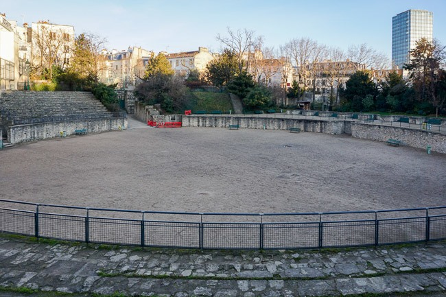 paris Roman Arena