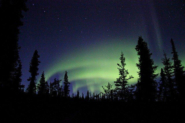 Hunting the Northern Lights in Finnish Lapland