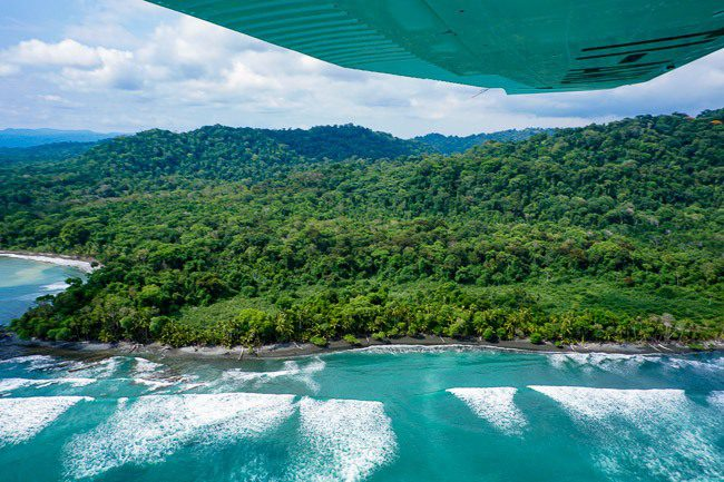 How to Plan a Trip to the Osa Peninsula in Costa Rica - The ... Osa Peninsula Map on
