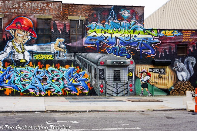 Brooklyn Street Art New York City