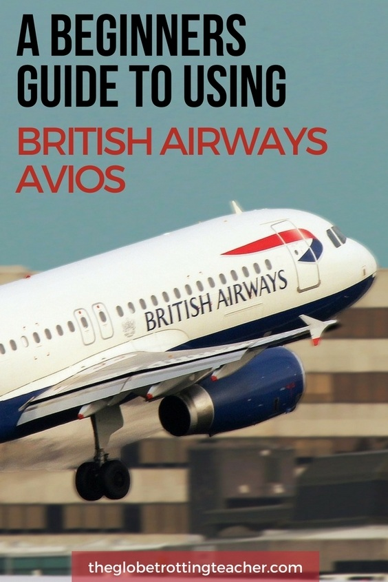 A Beginners Guide to Using British Airways Avios