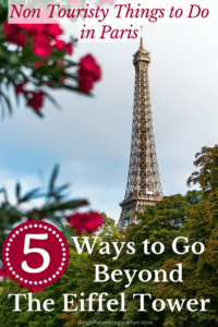 Nontouristy things to do in paris