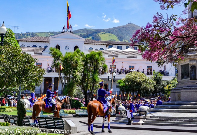 Things to do in Quito Ecuador