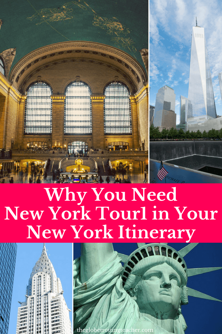 Why You Need New York Tour1 in your New York Itinerary