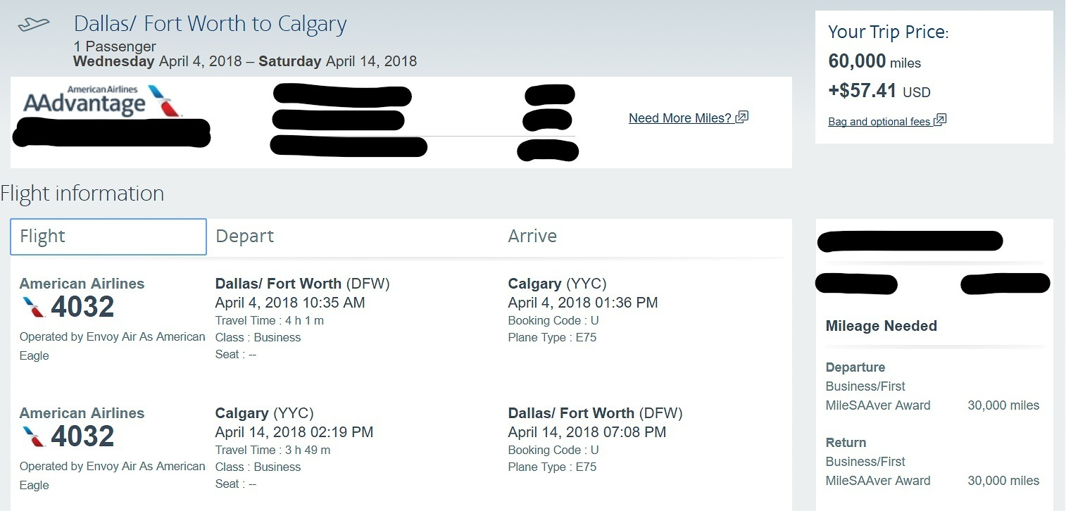 Use miles and points for Banff