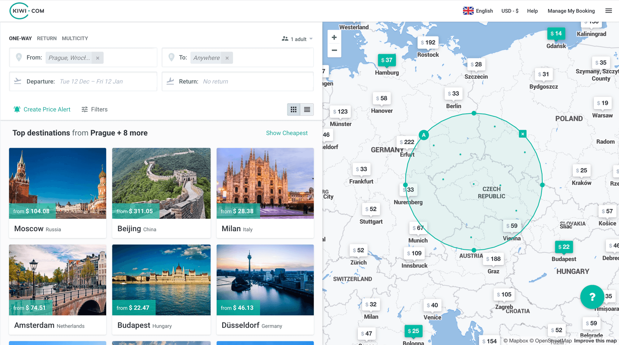 Best Websites to Find Cheap Flights + 5 Useful Flight Search Tips ...